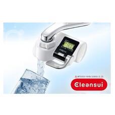 Фильтр для очистки воды 3-го поколения Mitsubishi Сleansui CSPX-СЗ фильтрация 1,6 литров воды в минуту