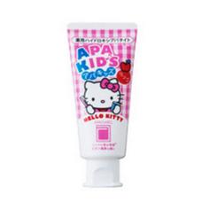 Детская зубная паста Apagard Kids со вкусом яблока 60 гр