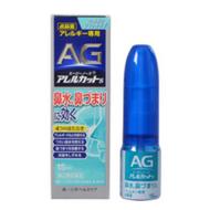 Daiichi Sankyo Комбинированный спрей для носа с экстрактом корня лакричника аромат ментола 15 мл