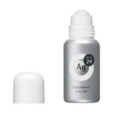 Shiseido Шариковый дезодорант с серебром Ag+ для чувствительной кожи без запаха 40 мл