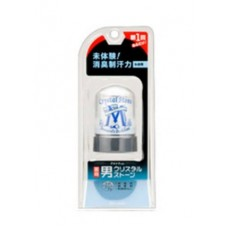 Натуральный дезодорант-кристалл Deonatulle для мужчин