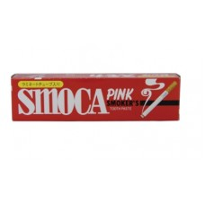 """Зубная паста для курильщиков """"Smoca"""" Pink со вкусом мяты и зимней зелени"""