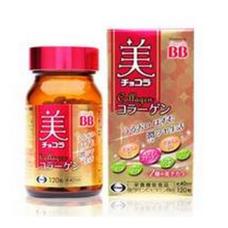 NEW Биодобавка для красивой кожи Chocola коллаген с витаминами В1,В2 120 таблеток
