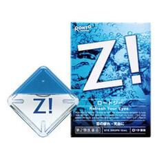 Японские капли для глаз Rohto Z!