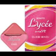 Японские капли для глаз Rohto Lycee