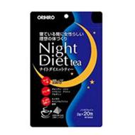 """ORIHIRO Чайный напиток для похудения """"Ночная диета"""" №20"""