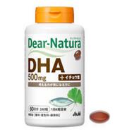 Бад Dear-Natura DHA плюс Гинкго Билоба № 240