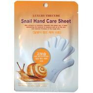 Co Arang Snail Hand Care Sheet / Маска для рук с экстрактом слизи улитки
