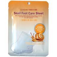 Co Arang Snail Foot Care Sheet / Маска для ног с экстрактом слизи улитки
