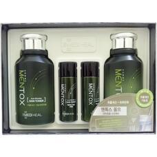 Beauty Clinic MENTOX HOMME ANTI-WRINKLE SKIN CARE / Набор для мужчин (Тоник и эмульсия с подтягивающим эффектом)