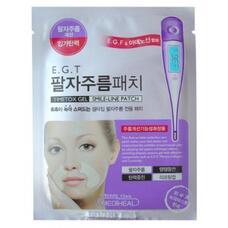 Beauty Clinic Timetox Gel Smile-line Patch / Гидрогелевая маска для носогубных складок