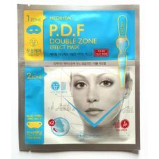 Beauty Clinic Маска для проблемной кожи лица (c P.D.F., для молодой кожи), двухзональная