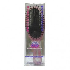 Vess  Mineralion Brush / Щетка массажная (круглая) для сухих, ослабленных волос с минералами горных пород
