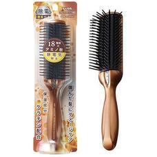 Vess  ANTI-STATIC HAIR BRUSH / Щетка массажная с кератином и антистатическим эффектом