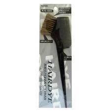 Vess  Hairdye Brush and Comb / Гребень c щеткой для профессионального окрашивания волос (большой)