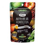 Orihiro Kombucha Ферментированный экстракт чайного гриба комбуча и 85 растительных энзимов № 90