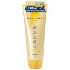 Real Jidai Hair Pack / Маска для волос без добавок Mutenka