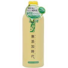 Real Jidai Hair Treatment / Бальзам для волос без добавок Mutenka