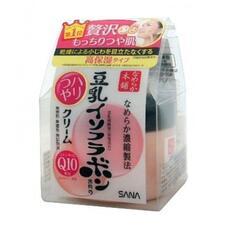 Sana HARITSUYA CREAM / Увлажняющий крем с изофлавонами сои и капсулированным коэнзимом Q10 SOY MILK