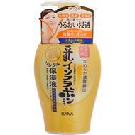 Sana MILK / Увлажняющее и подтягивающее молочко с ретинолом и изофлавонами сои WRINKLE