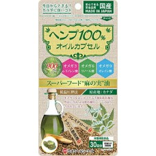 Minami Конопляное масло № 90