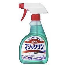 Спрей-пенка  средство для очистки кухонных плит, виниловой поверхности и вентиляционных решеток KAO Magiclean Kitchen Handy Spray, 400 мл