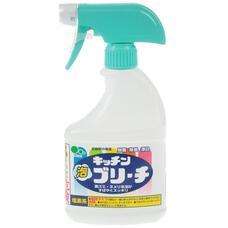 Mitsuei Японское Универсальное пенное кухонное моющее и отбеливающее средство с возможностью распыления 400 мл