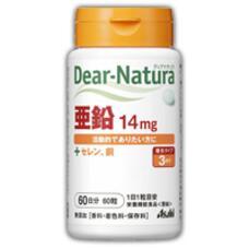 Asahi Dear Natura Цинк № 60