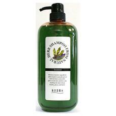 Junlove NATURAL HERB SHAMPOO / Шампунь на основе натуральных растительных компонентов (с экстрактом бурых водорослей, для сильно поврежденных волос) New Relax