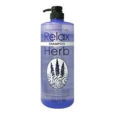Junlove HERB SHAMPOO / Растительный шампунь для волос с расслабляющим эффектом (с маслом лаванды) New Relax