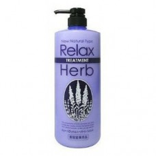 Junlove HERB TREATMENT / Растительный бальзам для волос с расслабляющим эффектом(с маслом лаванды) New Relax