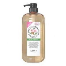 Junlove NATURAL HERB SHAMPOO / Шампунь на основе натуральных растительных компонентов (с маслом шиповника, для нормальных волос) New Relax