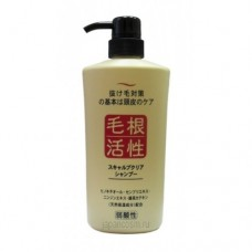Junlove Шампунь для укрепления и роста волос Scalp Clear