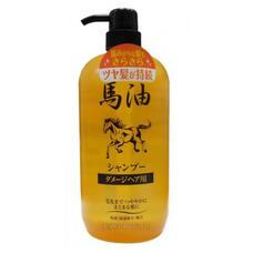 Junlove Шампунь для повреждённых в результате окрашивания волос Horse Oil