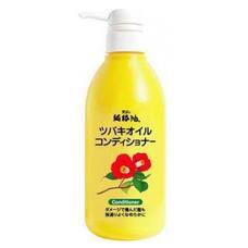 Kurobara Camellia Oil Hair Conditioner / Кондиционер для поврежденных волос с маслом камелии японской