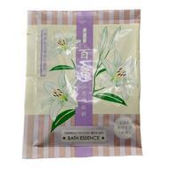 MAX BATH SALT / Соль для ванны увлажняющая (с экстрактом лилии)