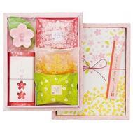 """Master Soap Подарочные наборы """"Цветы и травы"""" (80g*3,  43g*1, 25g*1)"""