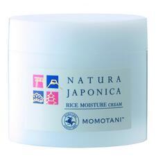 Momotani NJ Rice Moisture Cream / Увлажняющий крем с экстрактом ферментированного риса Natura Japonica