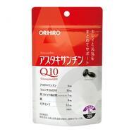 ORIHIRO Астаксантин + коэнзим Q10 антиоксидантный комплекс № 30