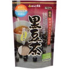 Куромамэ японский чай из черных соевых бобов Ganko 20 пакетиков