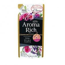LION Aroma Rich Кондиционер для белья Juliette с богатым ароматом натуральных масел 400 мл