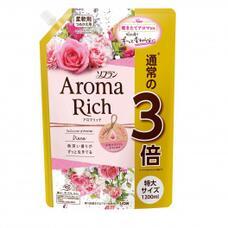 Кондиционер для белья Diana мягкая упаковка LION Aroma Rich 1200 мл