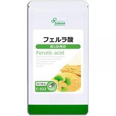 Lipusa Ferulic Acid & Ginkgo Biloba Антиоксидантный комплекс с феруловой кислотой и гинкго билоба № 30