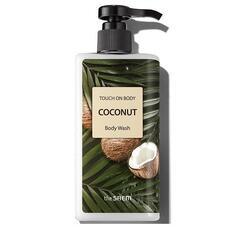The Saem Touch On Body Body Wash Гель для душа с экстрактом кокоса 300 мл
