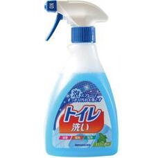 Nihon Detergent Чистящая спрей-пена для туалета 400мл
