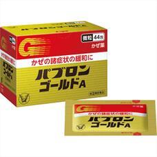 Средство от простуды и гриппа ПАБУРОН ГОЛД А 44 пакетика