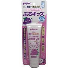 PIGEON Гель для чистки детских зубов виноградный вкус с 1,5 лет