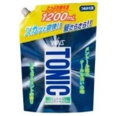 WINS Tonic Тонизирующий шампунь с ополаскивателем 1200 мл. (мягкая эконом упаковка)