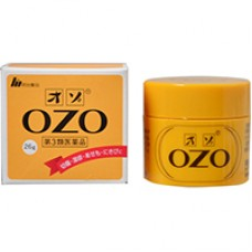 Meiji Ozo Дерматологическая противозудная мазь 26 гр