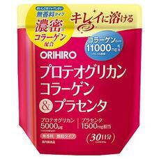 ORIHIRO Протеогликан, коллаген и плацента 180 гр